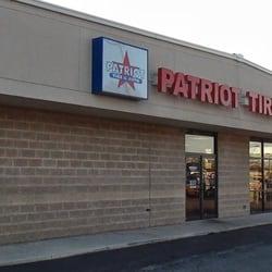 Patriot S Best One Tire Auto 23 Reviews Tires 1611 W Dupont