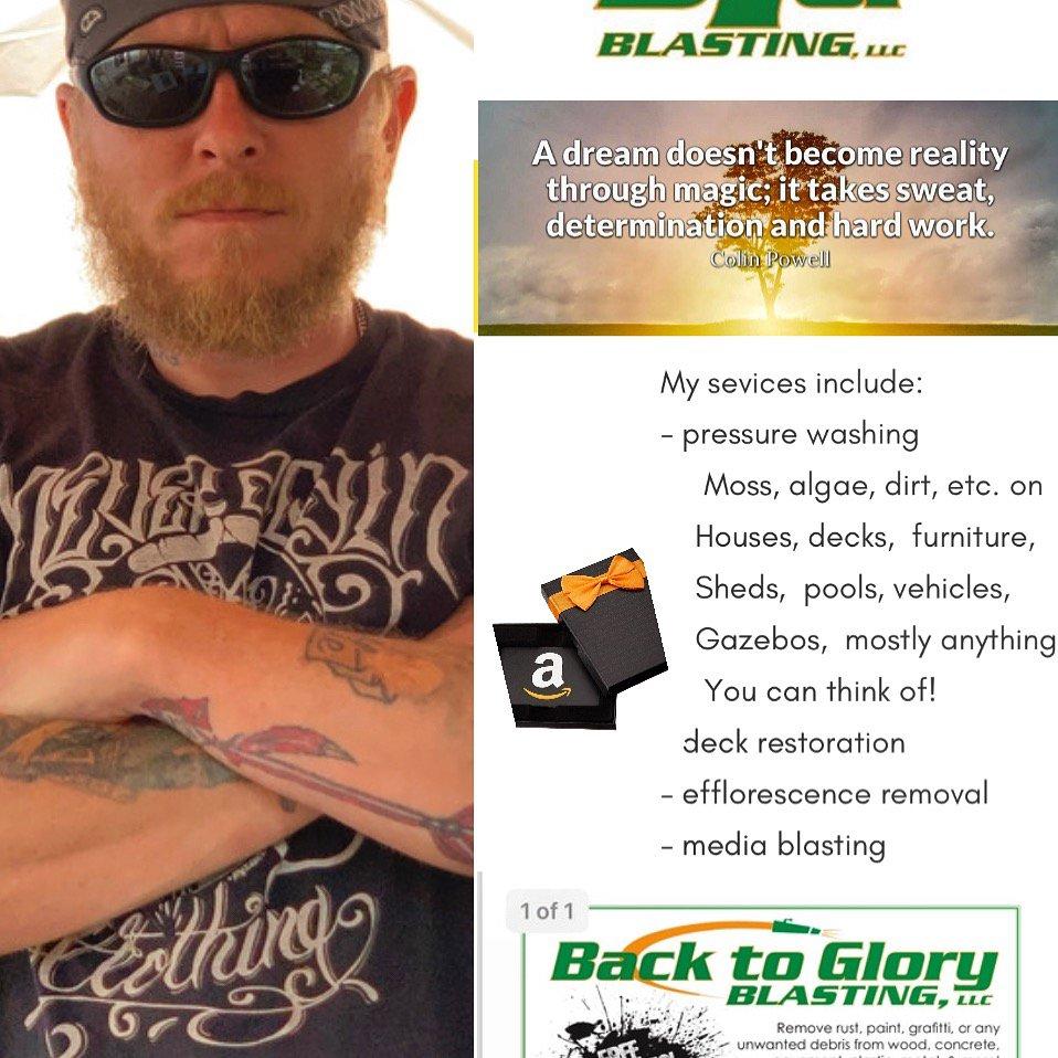 Back To Glory Blasting: Pen  Argyl, PA
