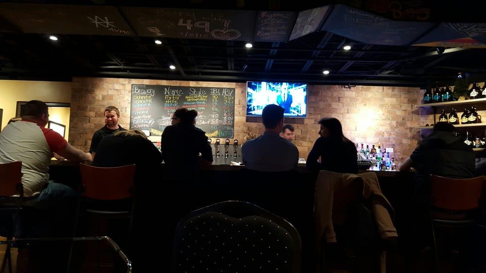 Schnitz Brewery & Pub: 2031 Newton St, Jasper, IN
