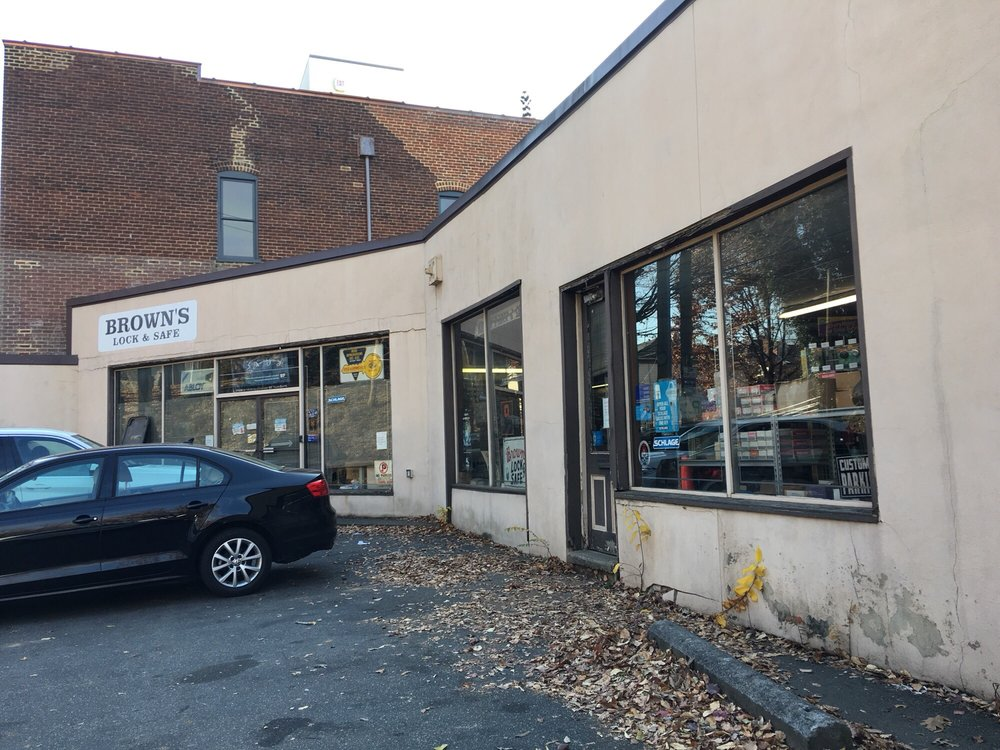 Browns Lock & Safe: 210 W Market St, Charlottesville, VA