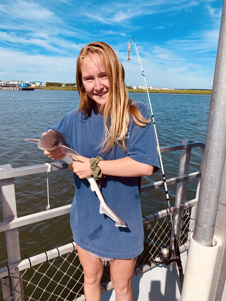 Avalon Lady Fishing: 1400 Ocean Dr, Avalon, NJ