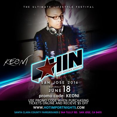 DJ Keoni