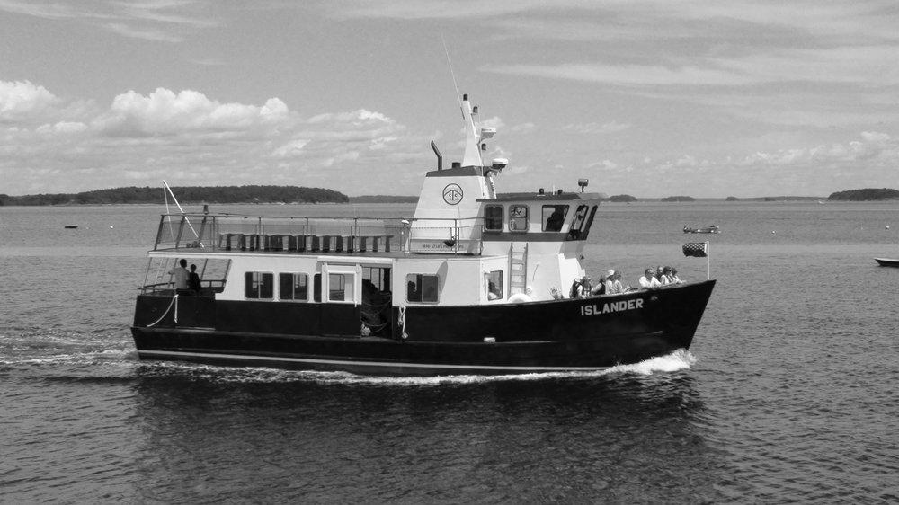 Chebeague Transportation Company: 16 North Rd, Chebeague Island, ME