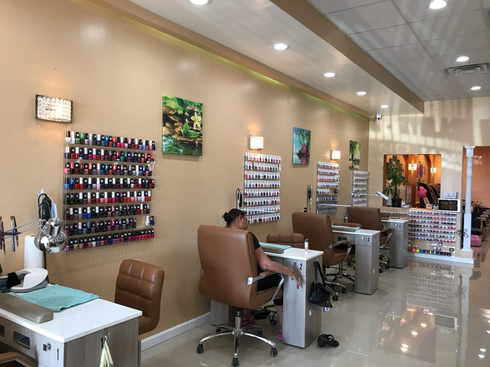 Diamond Nails&Spa: 516 N Delsea Dr, Glassboro, NJ
