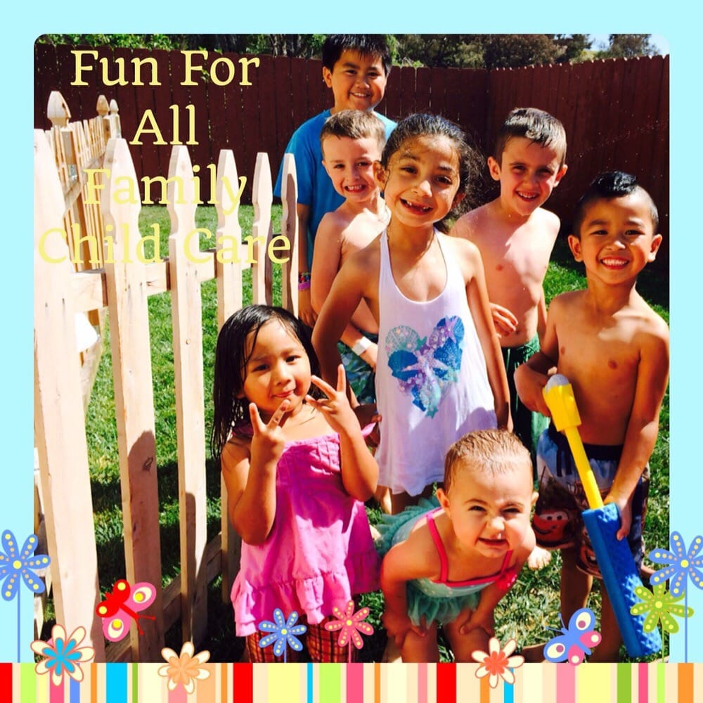 Fun For All Family Child Care - San Diego