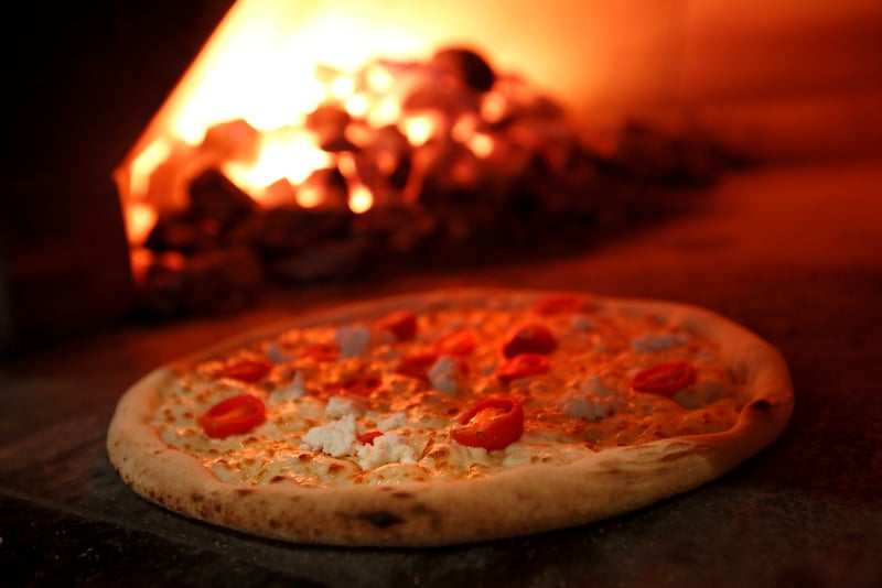 Carbone Coal Fired Pizza