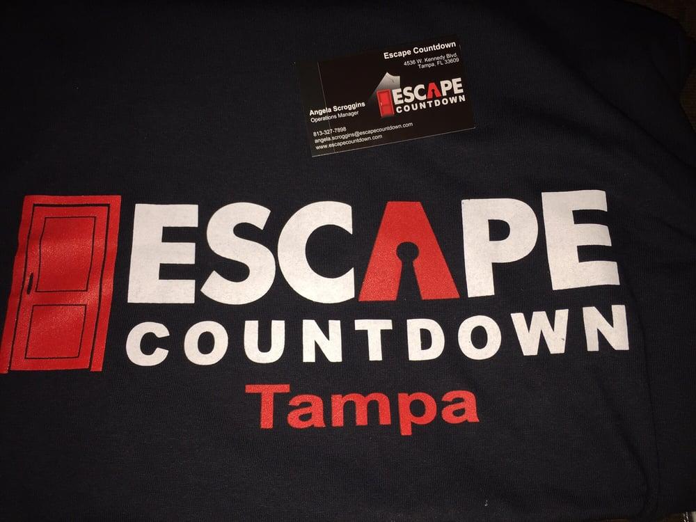 Escape Countdown: 4536 W Kennedy Blvd, Tampa, FL