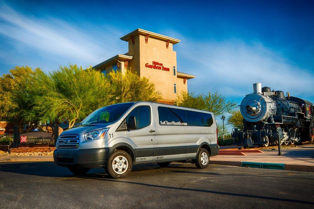 1st Class Shuttle: 2450 S 4th Ave, Yuma, AZ