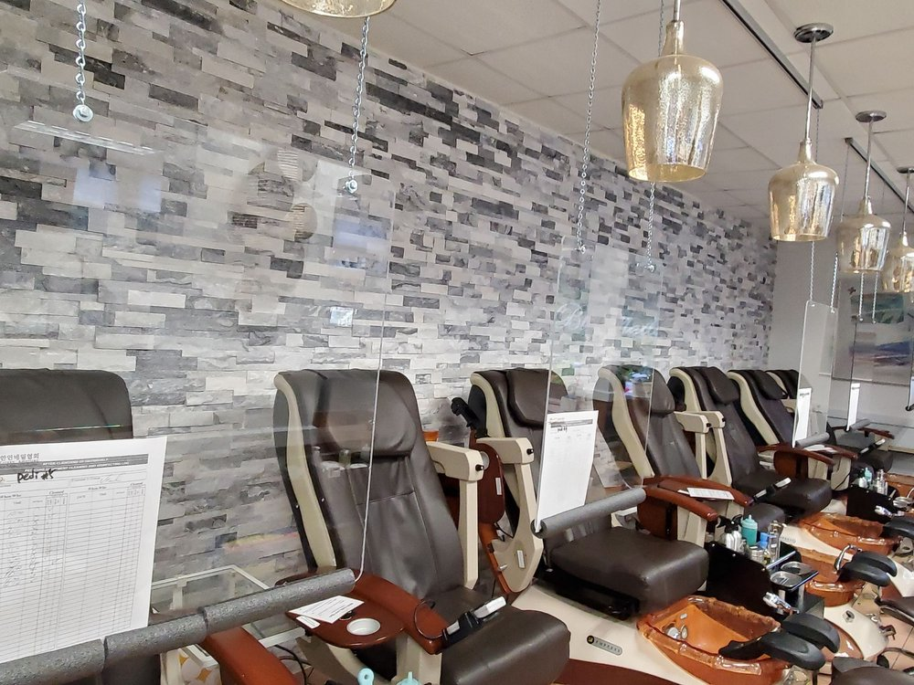 Bliss Nails & Spa: 100 N Central Park Ave, Hartsdale, NY