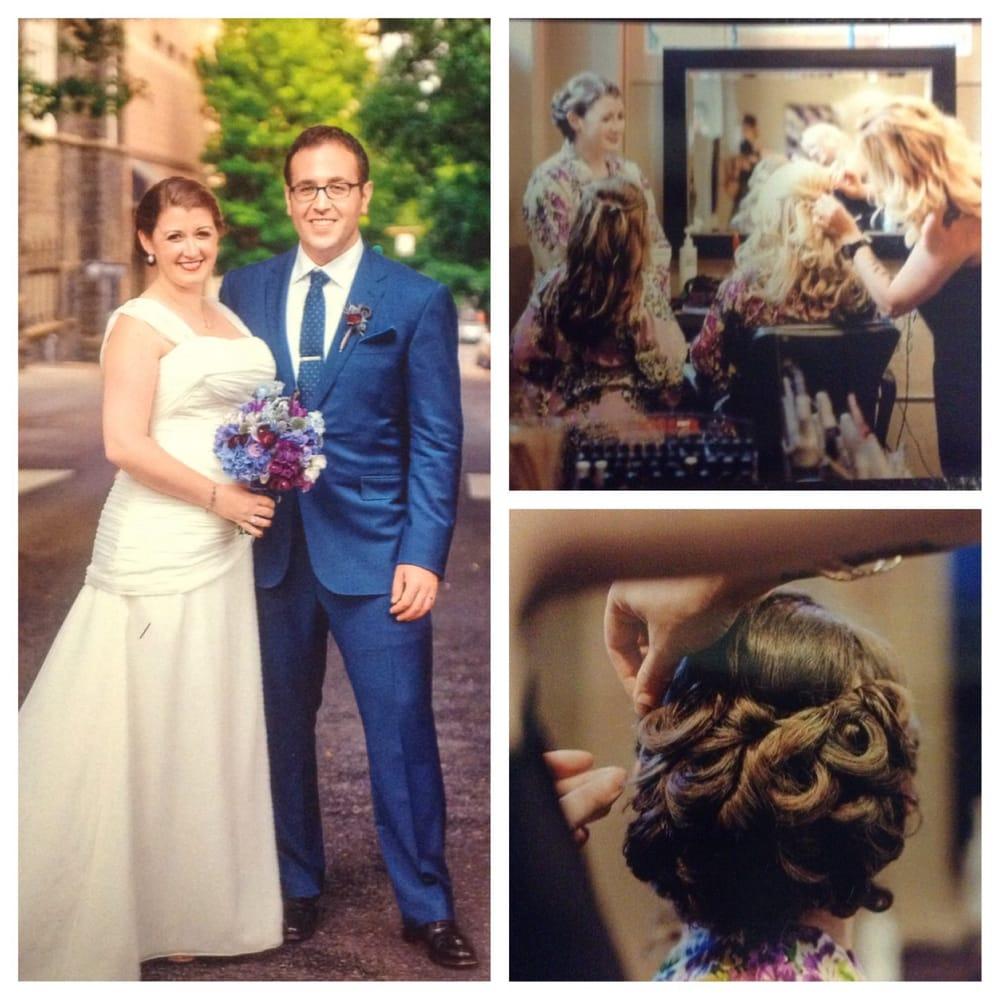 Wedding by miss kiley yelp for 77 salon portland
