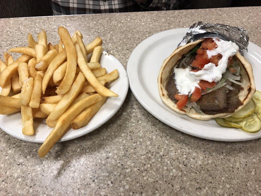 Mark's Midtown Coney Island Restaurant: 3586 Plymouth Rd, Ann Arbor, MI