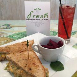 Photo Of Fresh Organic Restaurant Vero Beach Fl United States