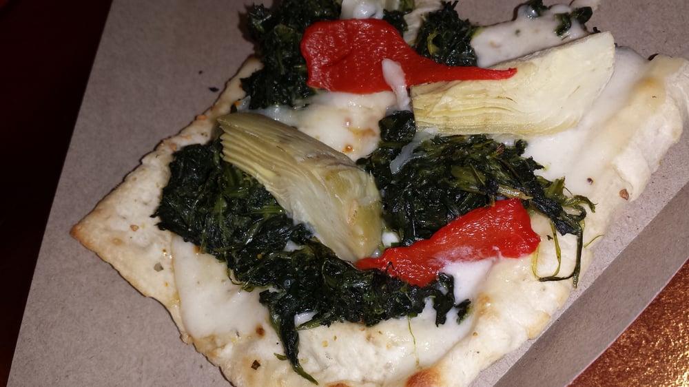 Villa Fresh Italian Kitchen Vegas Menu