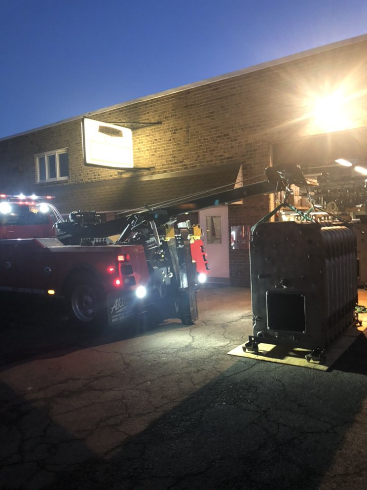 Towing business in Willingboro, NJ