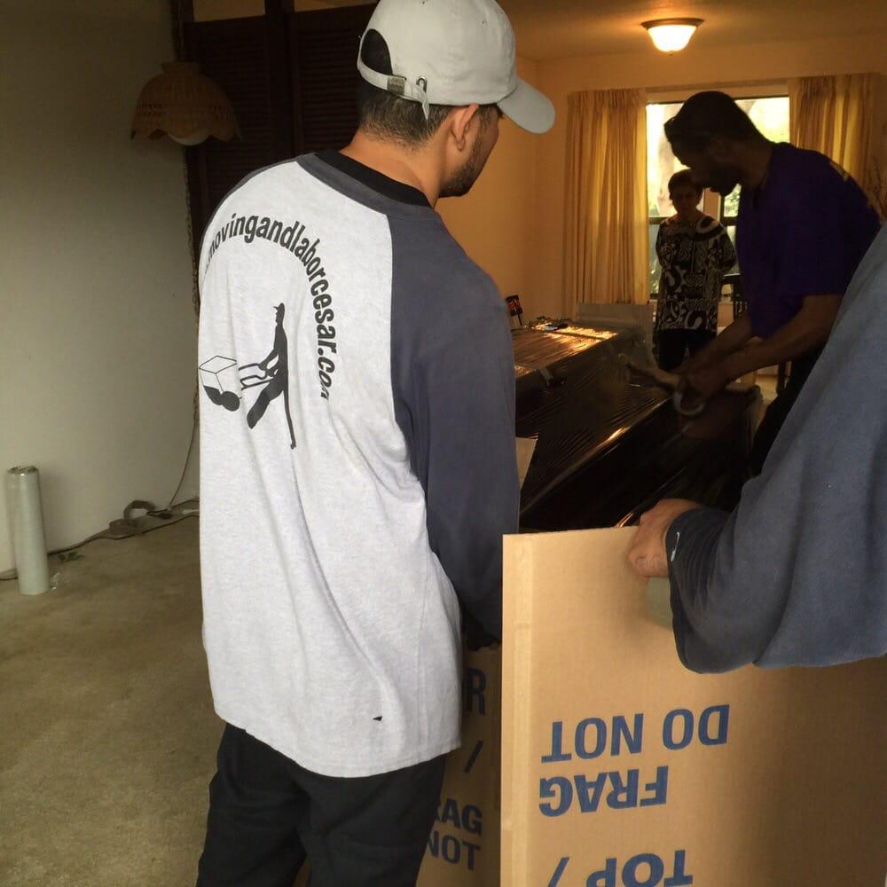 Moving Labor Cesar