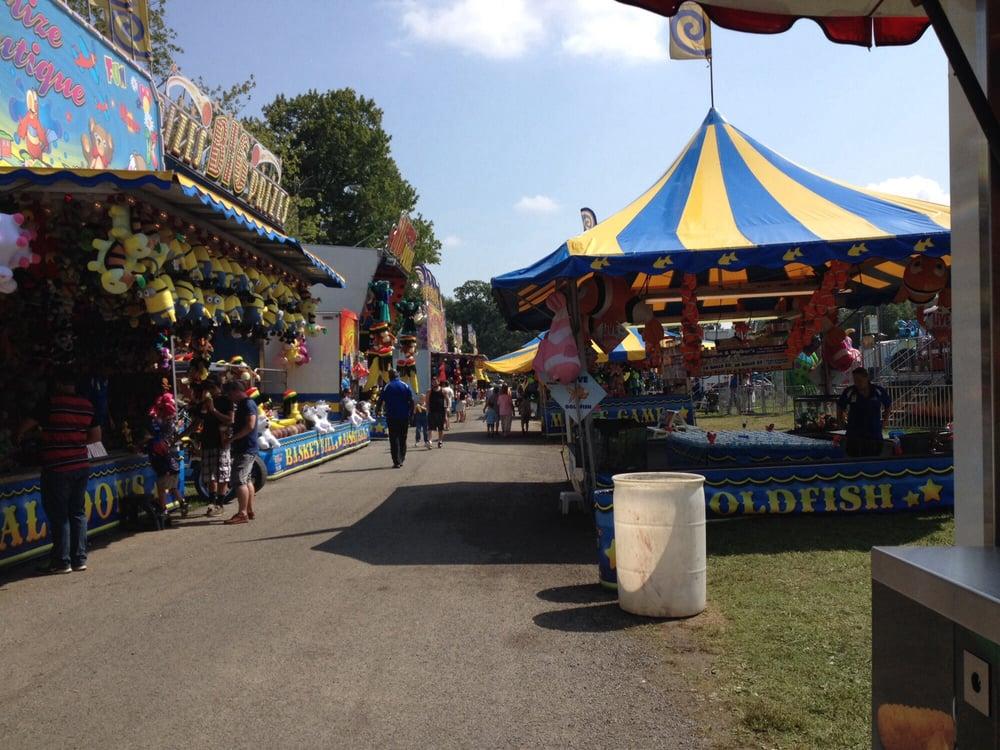 The Great Stoneboro Fair: 2381 Mercer Rd, Stoneboro, PA