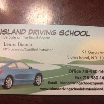 Staten Island Driving Schools Reviews