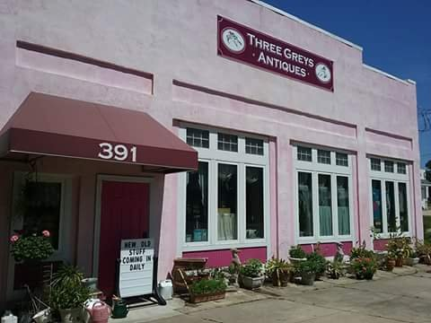 Three Greys Antiques: 391 W Broad St, Bridgeton, NJ