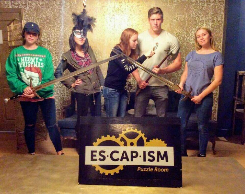 Escapism Puzzle Room San Diego Ca