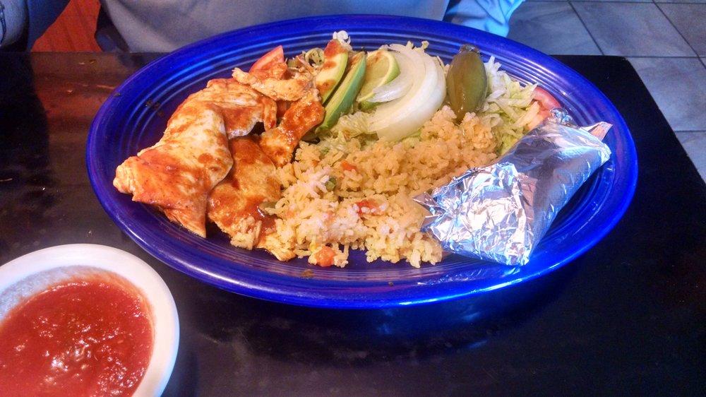 El Veracruz Mexican Restaurant: 15 W Main St, Herington, KS