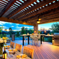 Colorado custom decks mosaic outdoor living decks railing photo of colorado custom decks mosaic outdoor living colorado springs co united malvernweather Choice Image