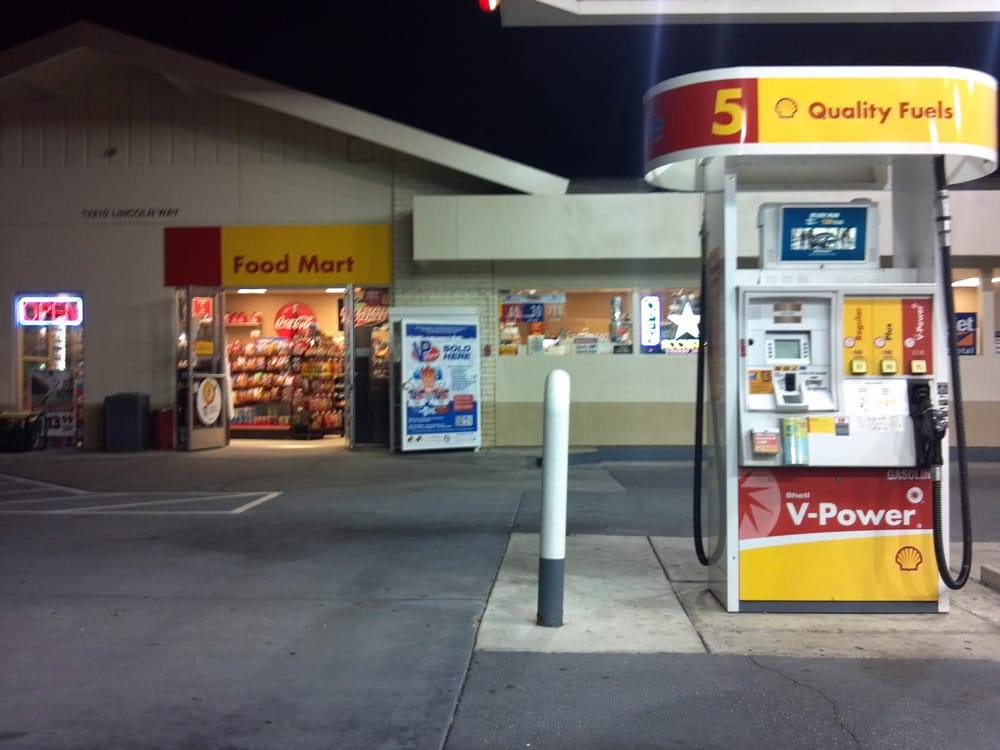 Shell 11 Reviews Gas Amp Service Stations 13210