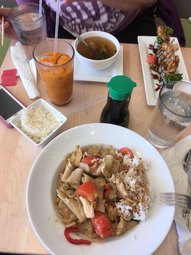 Burapa Asian Bistro: 20 Town Square, Lovettsville, VA