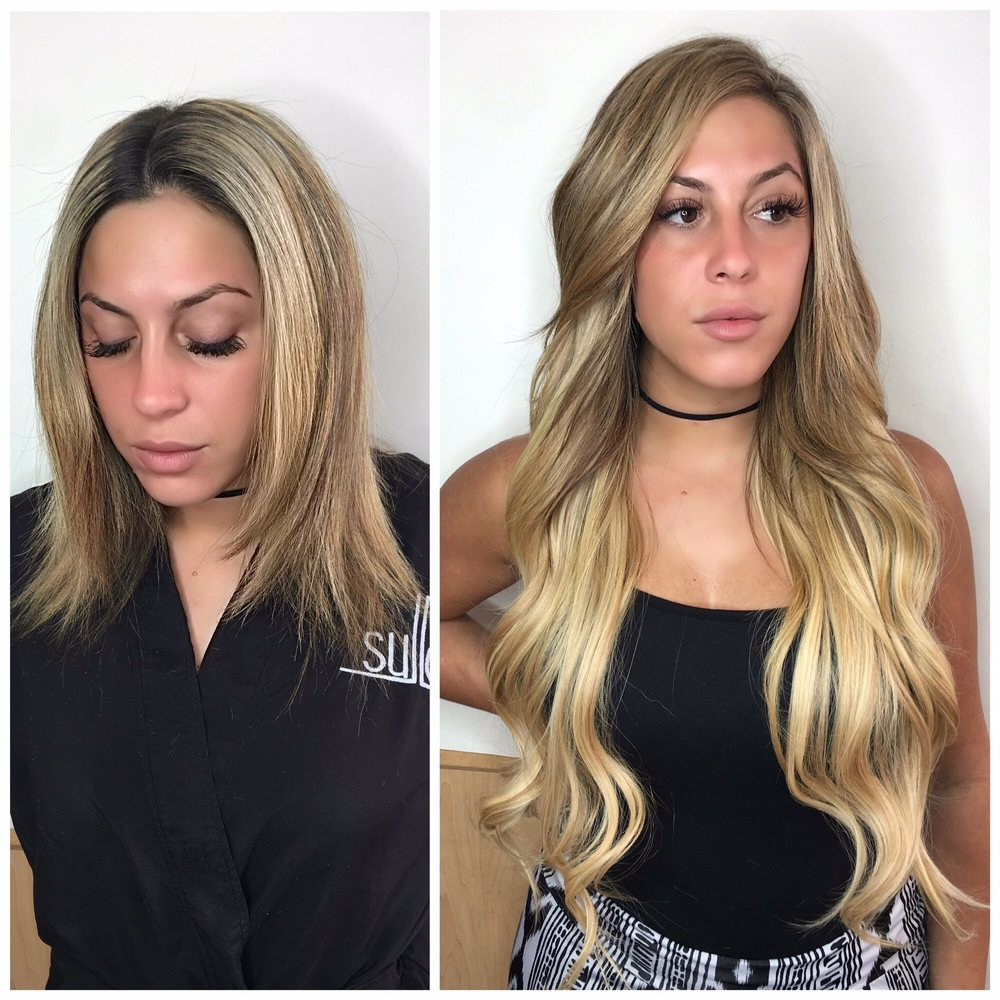 Hair Extensions By Austin Senior Hair Talk Formerly Known As Hot