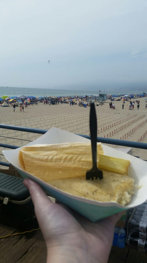 Good Restaurants Near Santa Monica Pier