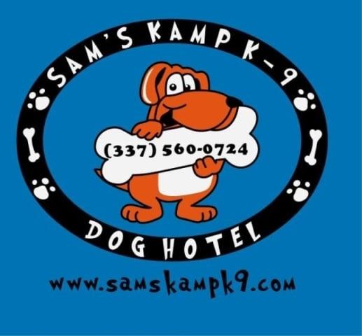 Sam's Kamp K-9: 3216 Romero Rd, Youngsville, LA