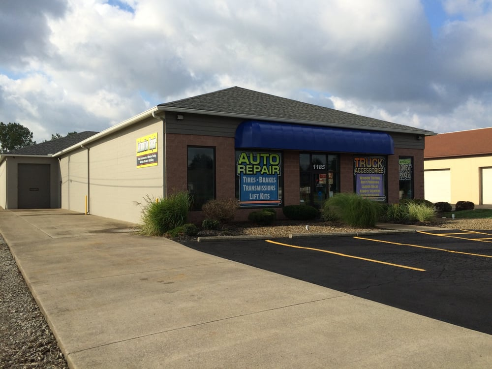 Hi-Tech Mechanical Services: 1185 E Broad St, Elyria, OH