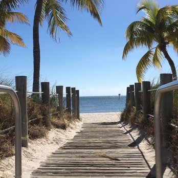 Photo Of Smathers Beach Key West Fl United States Beautiful Entrance To