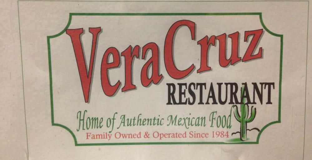 Veracruz Restaurant: 3110 N Navarro St, Victoria, TX