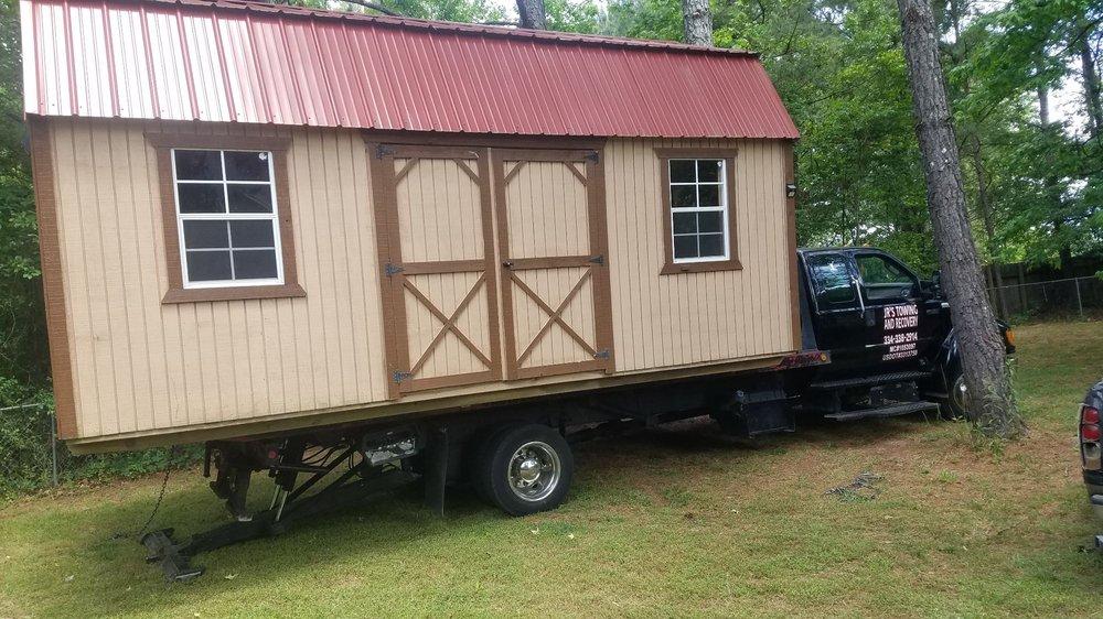 Towing business in Roanoke, AL