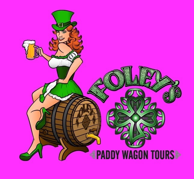 Foley's Paddy Wagon Tours: 877 Welch Ave, Berthoud, CO