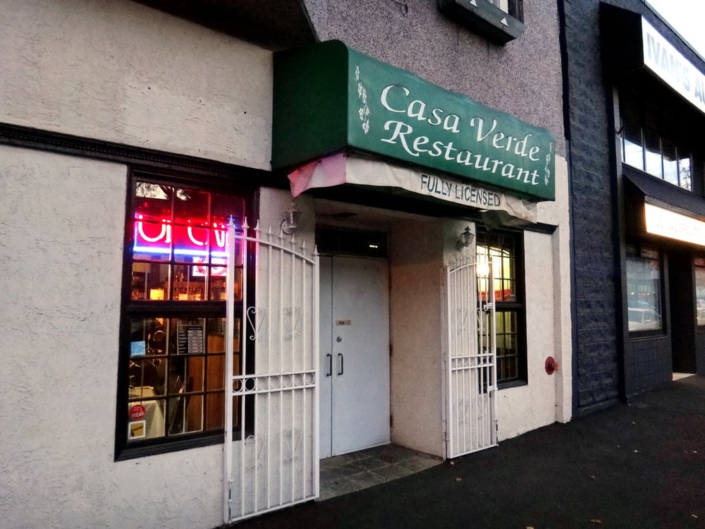 ... Canada Photo of Casa Verde Restaurant - Vancouver, BC, ...