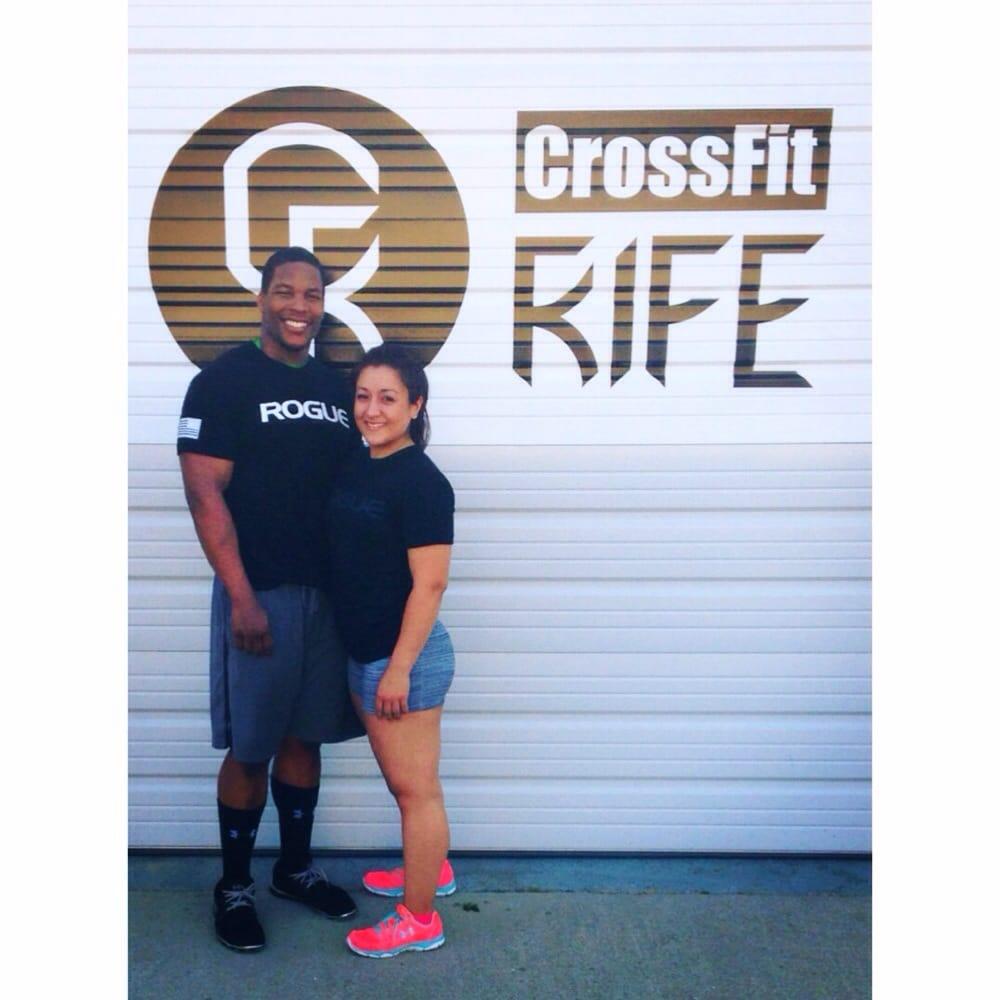 Crossfit Rife Virginia Beach