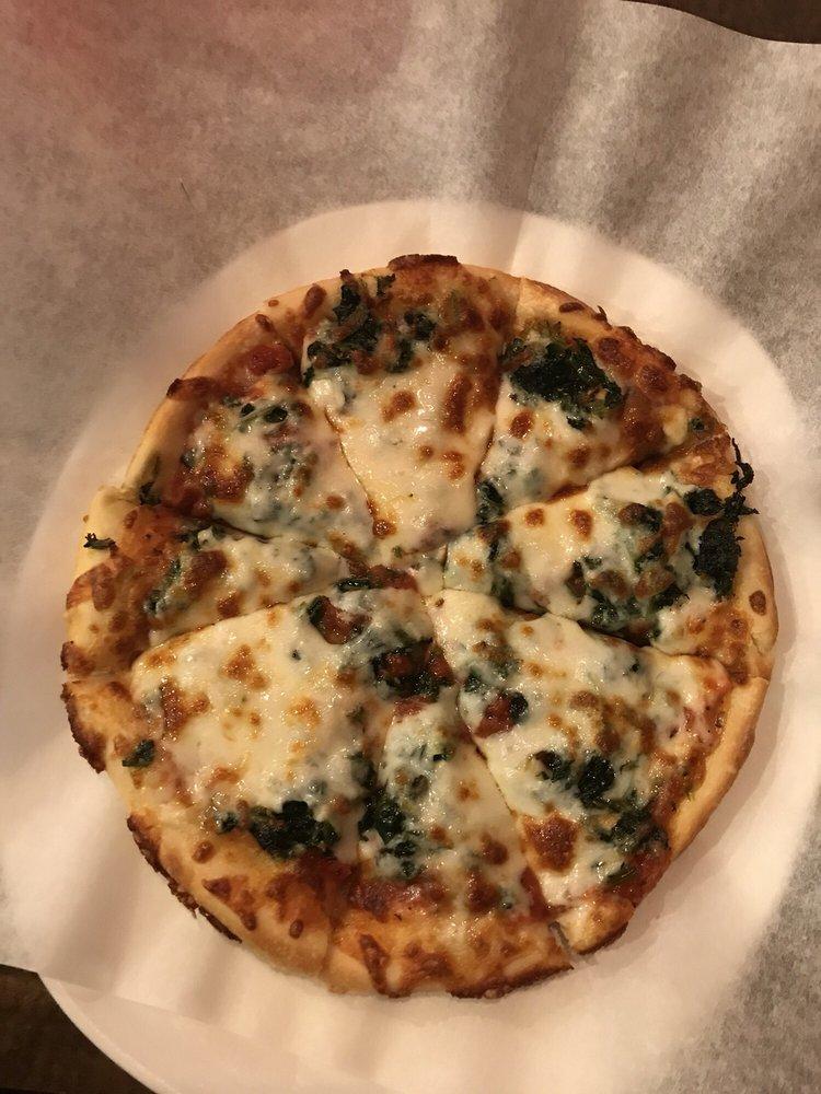 Jim's Pizza Box: 10 N Main St, Milan, OH