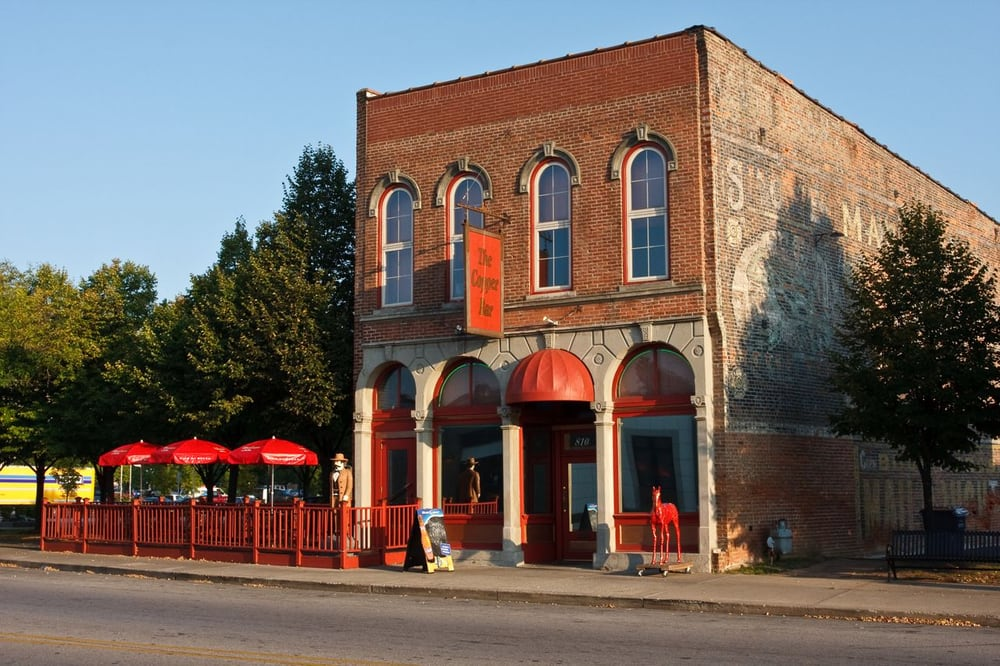 The Copper Bar: 810 Wabash Ave, Terre Haute, IN