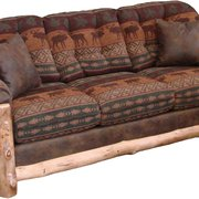 Aspen Twin Photo Of Great Rustic Furniture Company Sevierville Tn United States