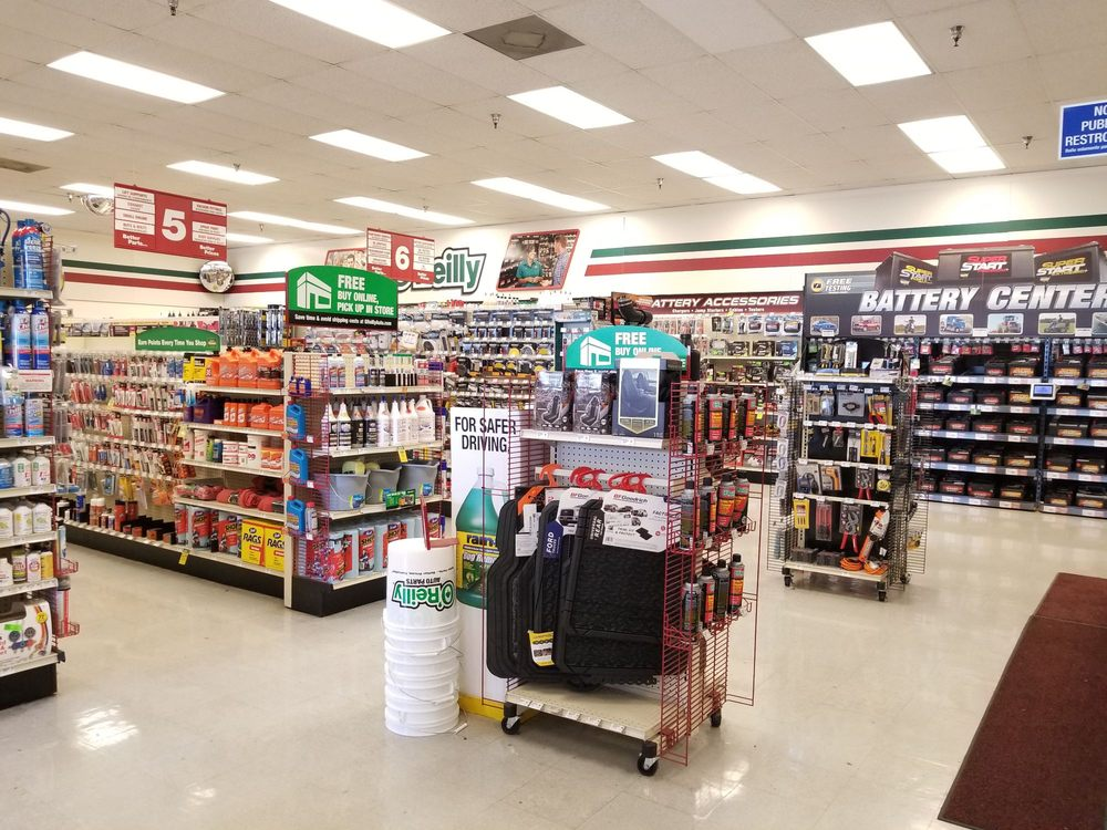 Oreilly Auto Parts: 1442 Fitzgerald Dr, Pinole, CA