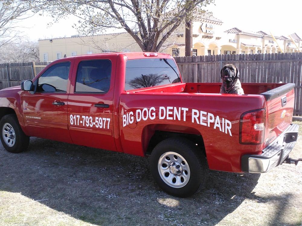 Automotive Shops Near Me >> Big Dog Paintless Dent Repair - Body Shops - Grapevine, TX ...