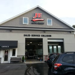 J E Auto Body Body Shops 13 N Main St Branford Ct