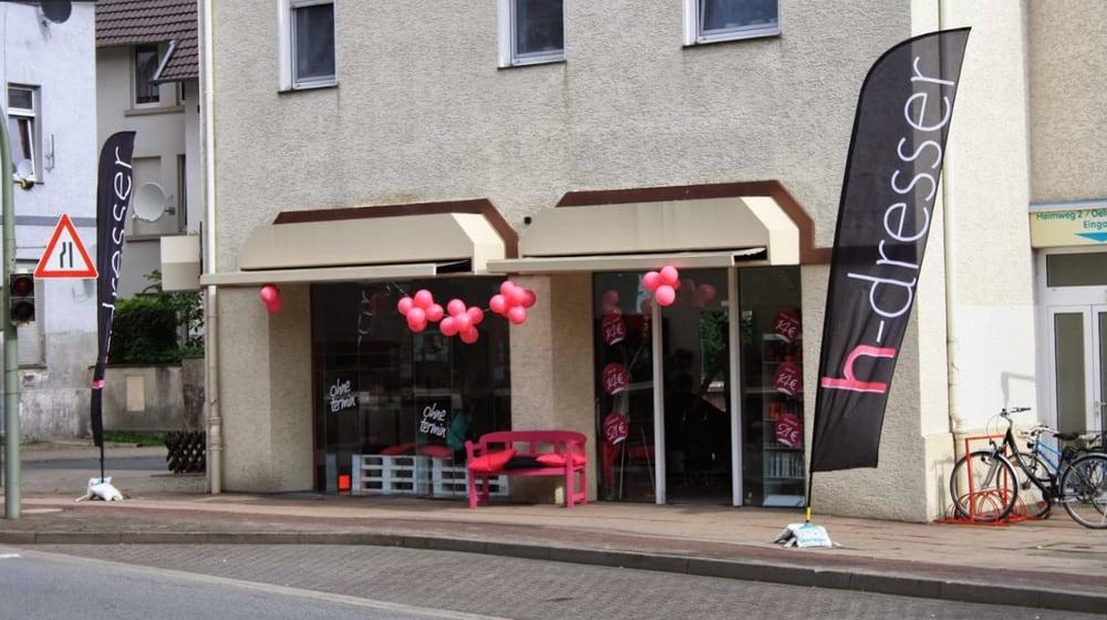 h-dresser - hair salons - welle 7, bielefeld, nordrhein-westfalen