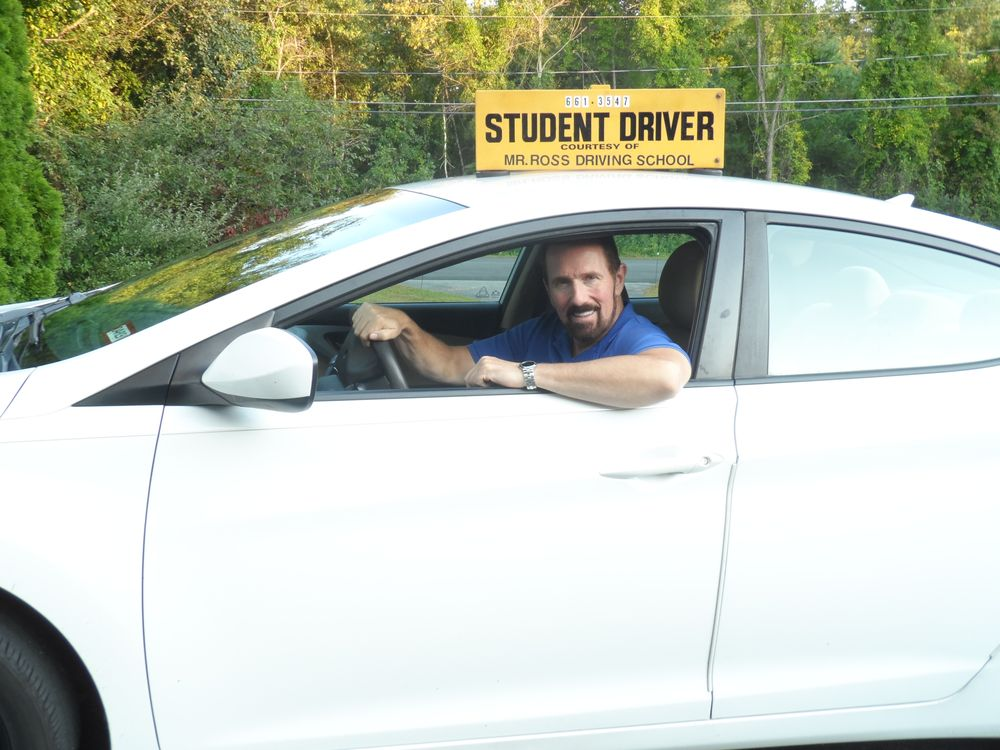 Mr Ross' Driving School: 12 Mercury Dr, Londonderry, NH