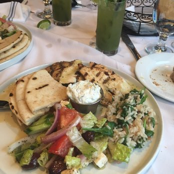 Black Fig Greek Kitchen Menu