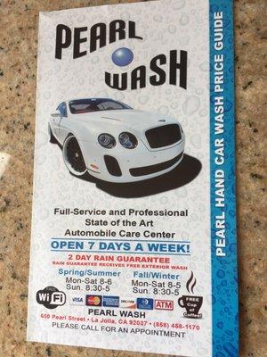 Pearl car wash 600 pearl st la jolla ca car washes mapquest solutioingenieria Choice Image