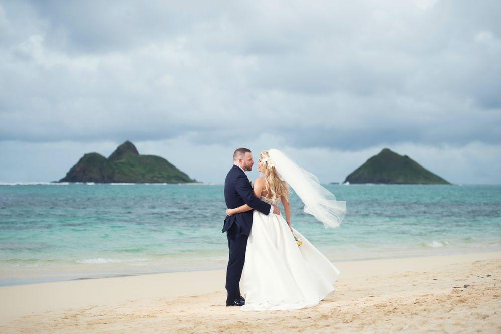Photo Of Luckywelive Honolulu Hi United States Lanikai Beach Wedding