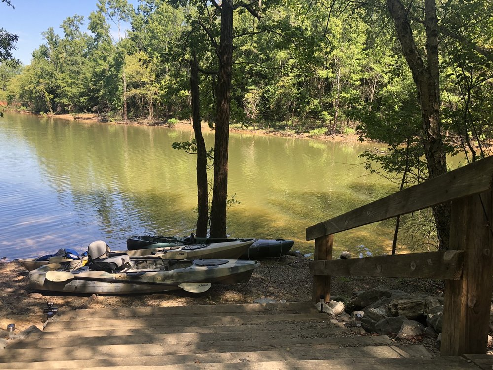 Longwood Park Campground: 13500 Hwy 15, Clarksville, VA