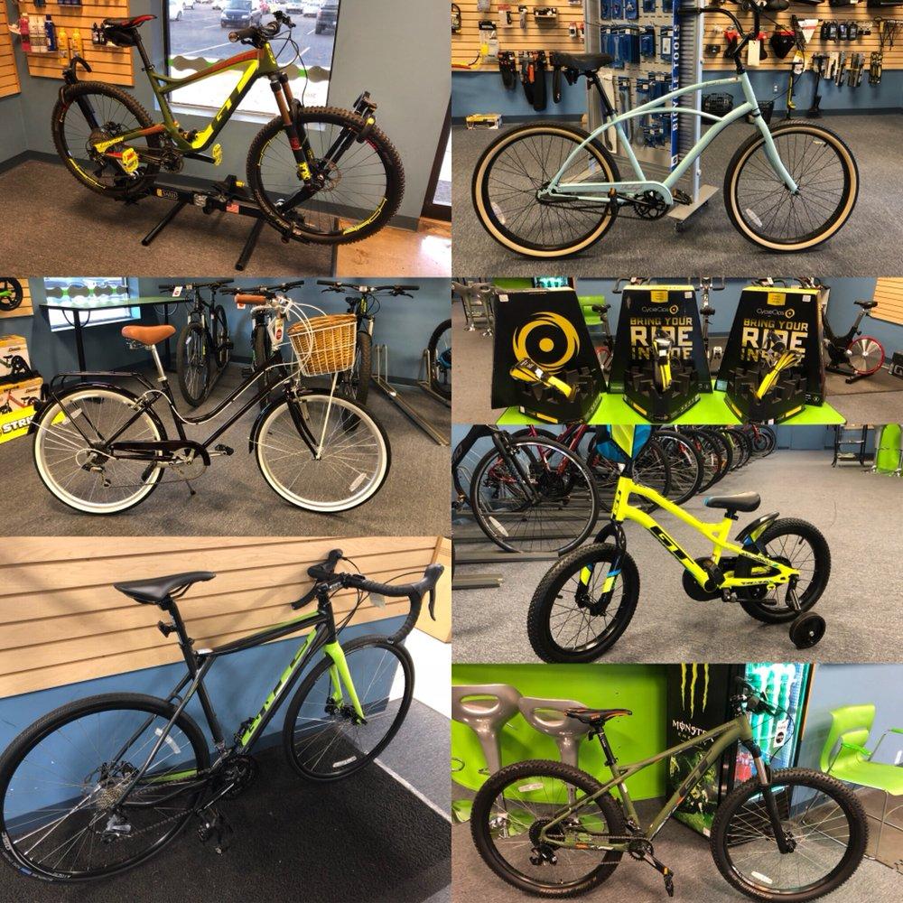Bikeworks: 103 South Bridge St, Dewitt, MI